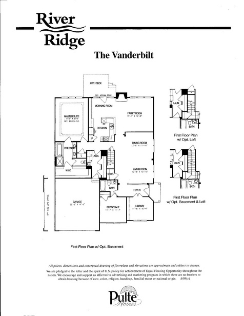Poe tivnan team woodbridge va floor plans single family for Single family floor plans